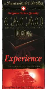 Швейцарски черен шоколад